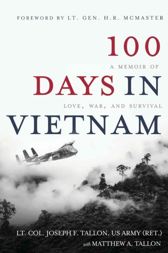 100 Days in Vietnam Book Cover