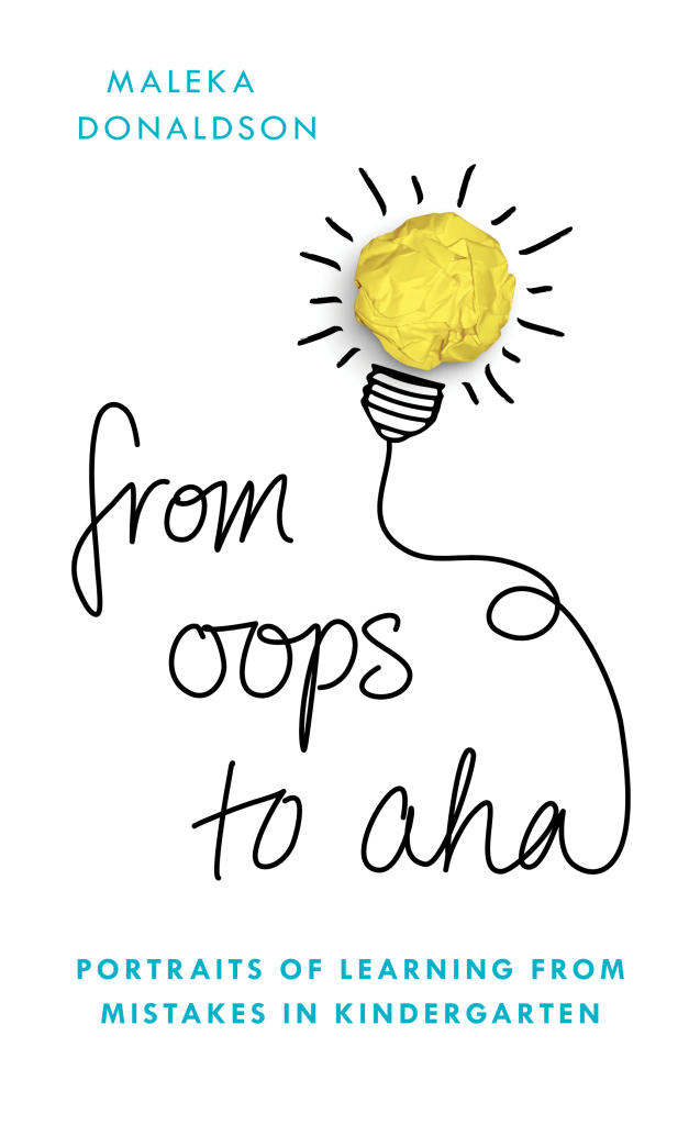 From Oops to Aha book cover image