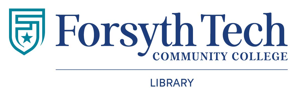 Forsyth Technical Community College Library logo