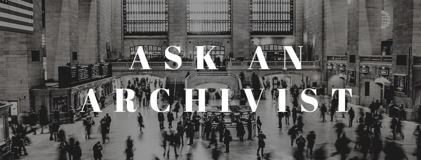 Image link to Ask an Archivist