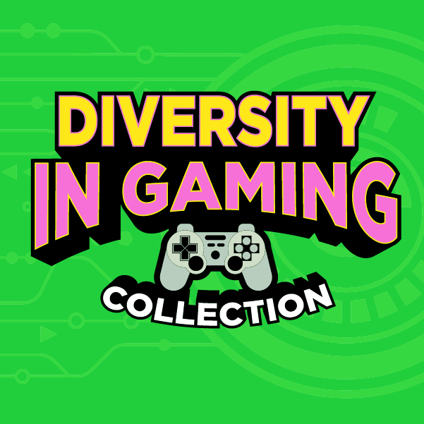Diversity In Gaming Collection logo