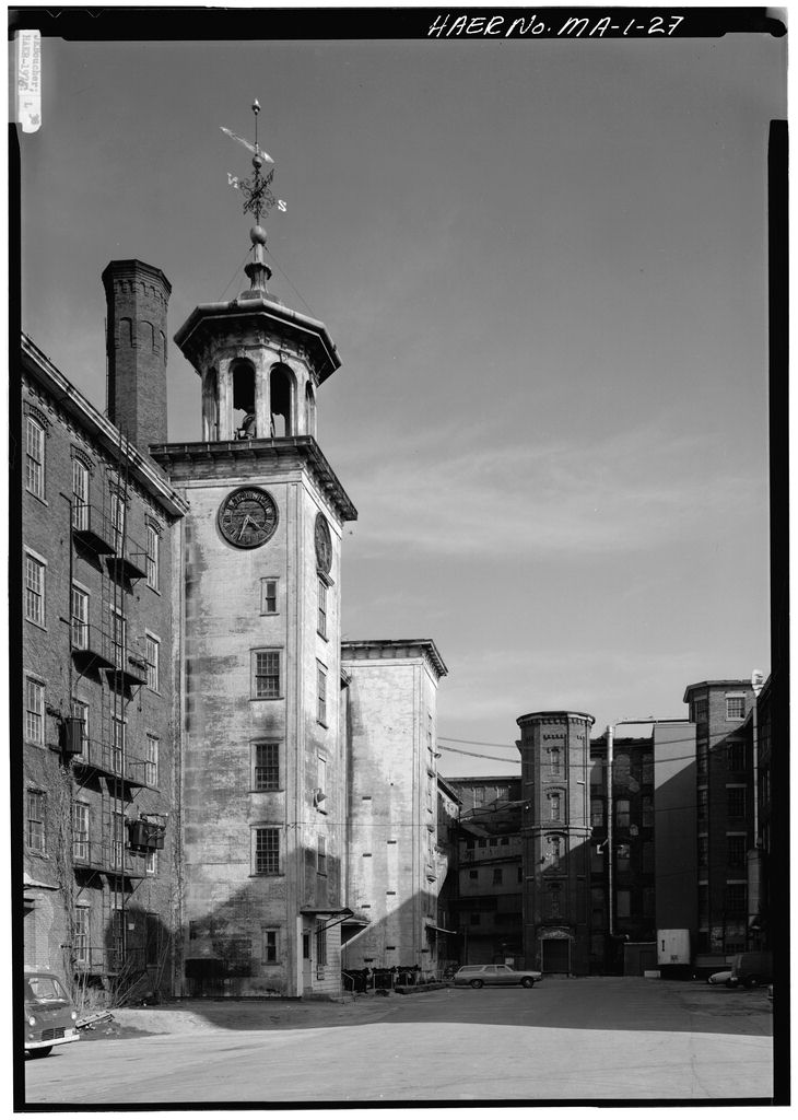 Boot Mill Tower
