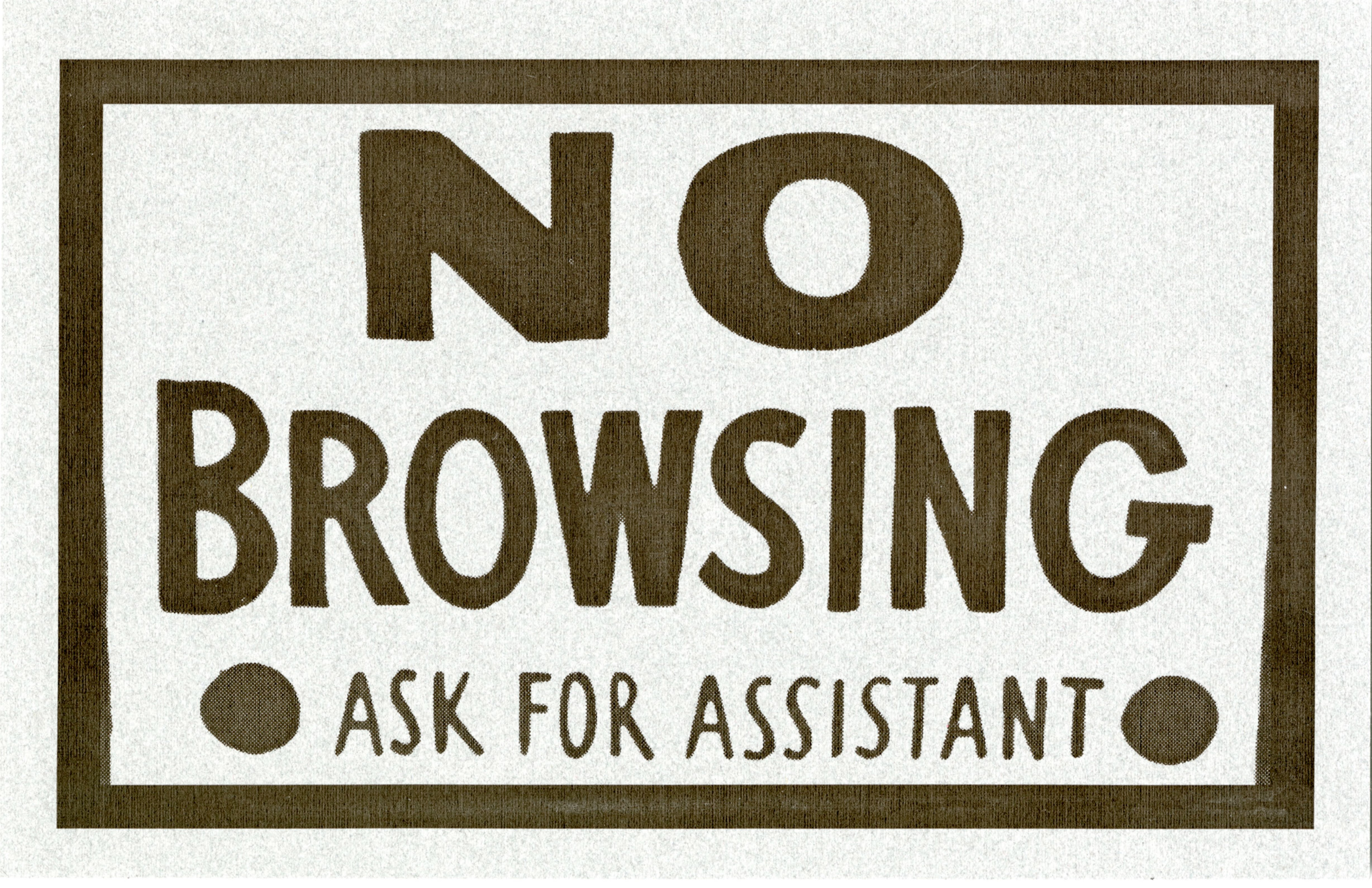 sign: Now Browsing Ask for Assistant