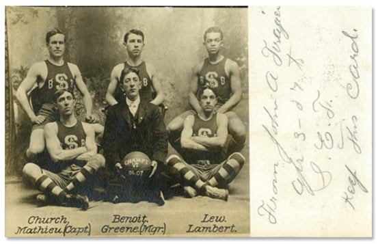 antique sports team
