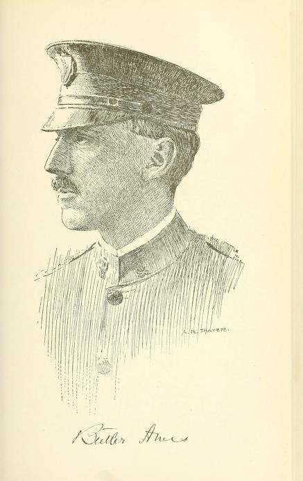 drawing of a soldier
