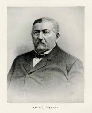 Portrait of William Kittredge