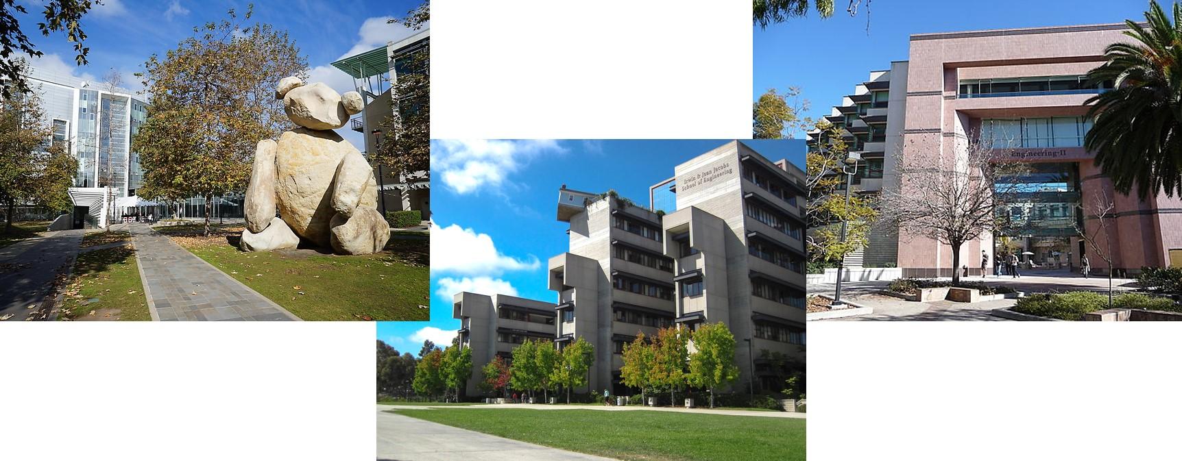 Jacobs School of Engineering Buildings