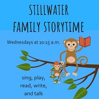 Family Storytime: Stillwater Public Library
