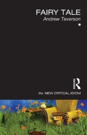 Image of the cover of the book shows a black background upper cover accompanied by a yellow chait set on a flowery field.