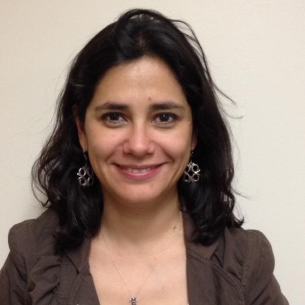 Photograph of Leila Gomez.