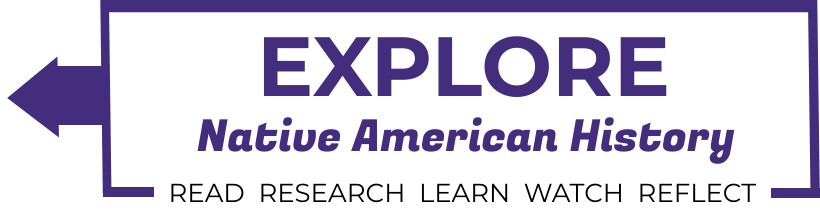 banner for explore guides native american