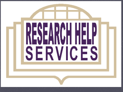 research help service graphic