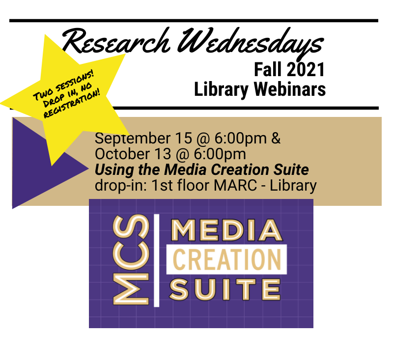 image for media creation suite drop in session