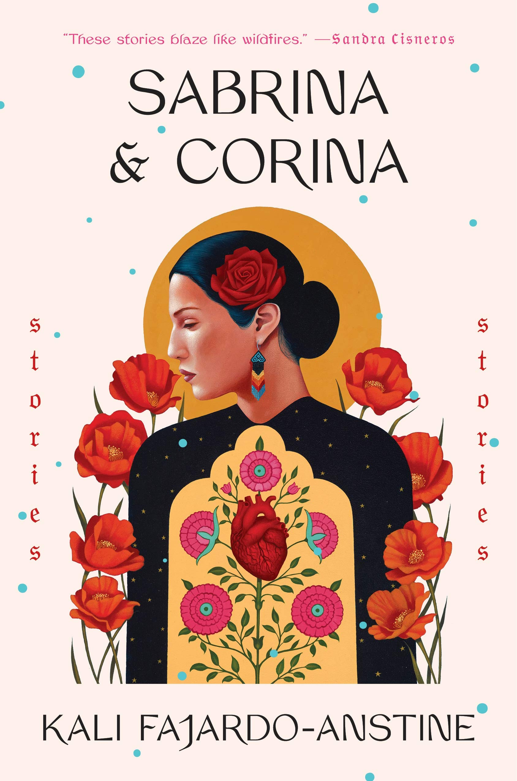 Sabrina & Corina book cover