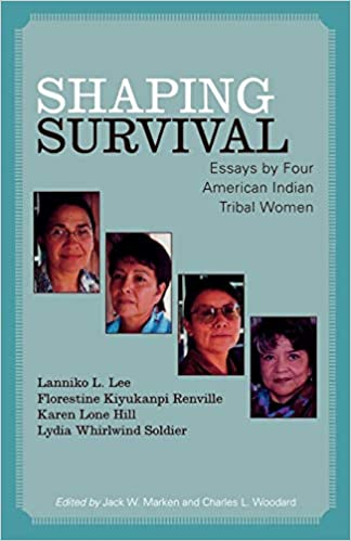 Shaping survival book cover