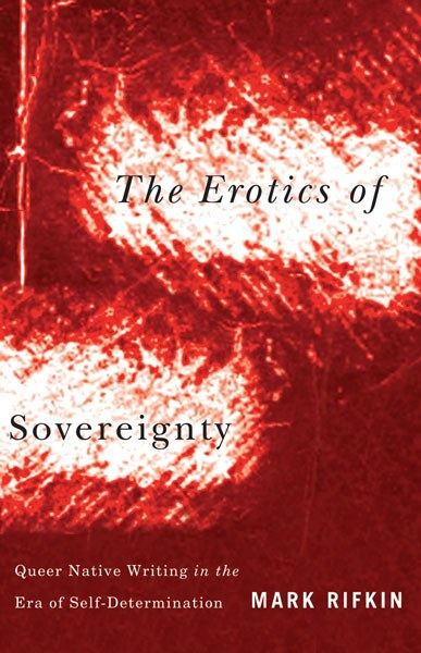 The Erotics of Sovereignty book cover