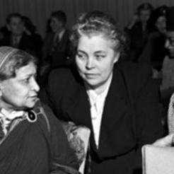 Evdokia Uralova of Byelorussia