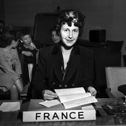Marie-Helene Lefaucheux of France