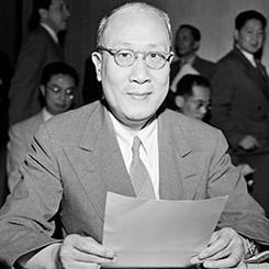 Dr. Peng-chun Chang of China