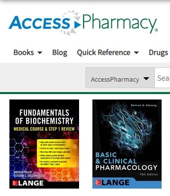 Access Pharmacy screenshot