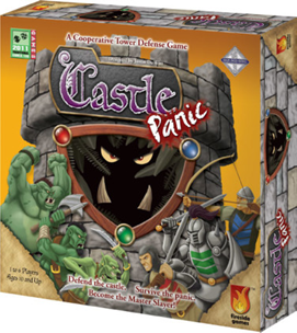 Picture of the board game Castle Panic