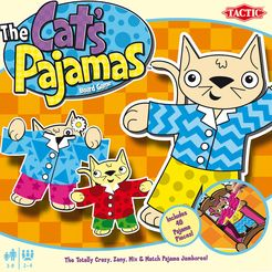 Picture of board game named The Cat's Pajamas