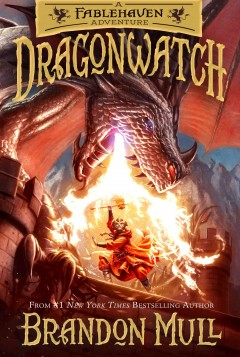 Cover of Dragonwatch