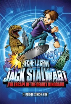 cover of secret agent jack stalwart