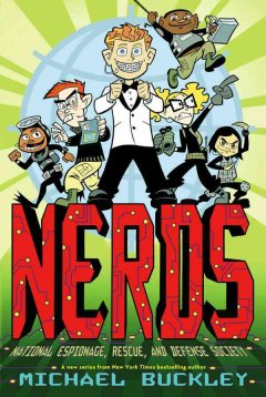 cover of NERDS