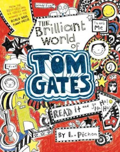 cover of tom gates