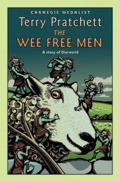cover of wee free men