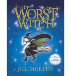 cover of worst witch