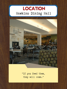 Hawkins Dining Hall
