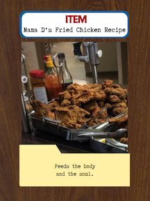 Mama D's Fried Chicken Recipe