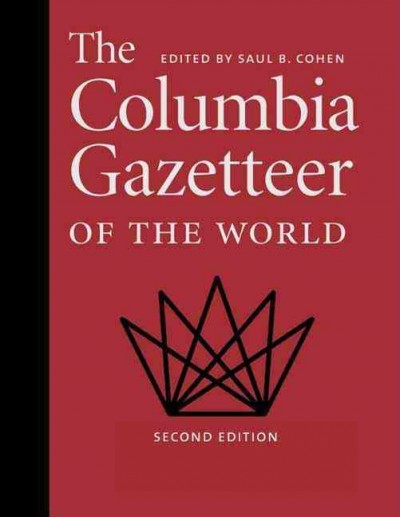 Cover image of Columbia Gazetteer of the World