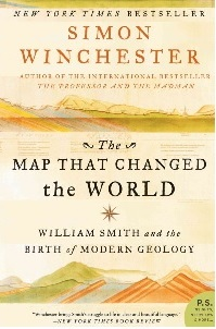 """Cover image for the e-book, The Map That Changed the World, which is available for """"borrowing"""""""