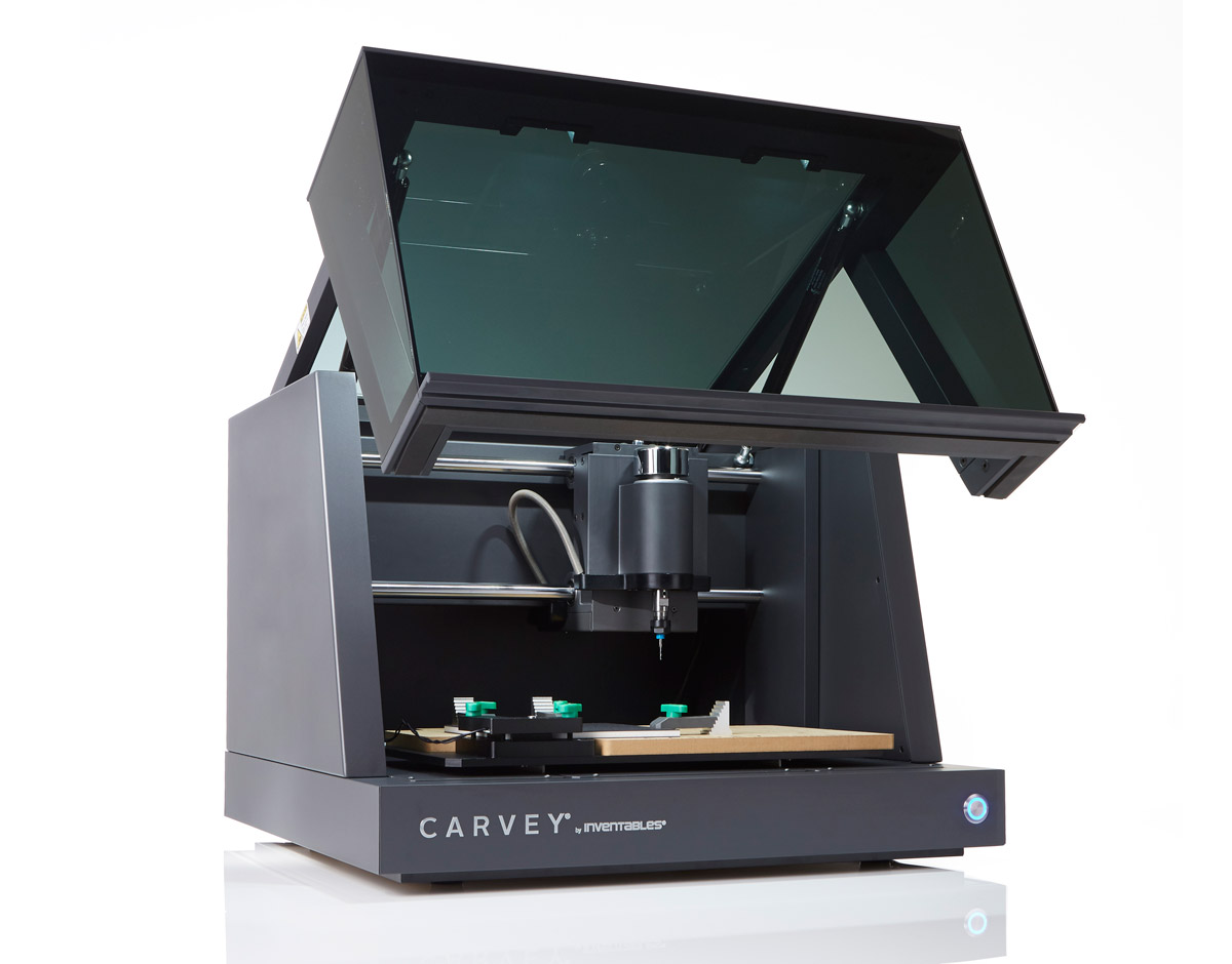 Carvey Desktop CNC Machine