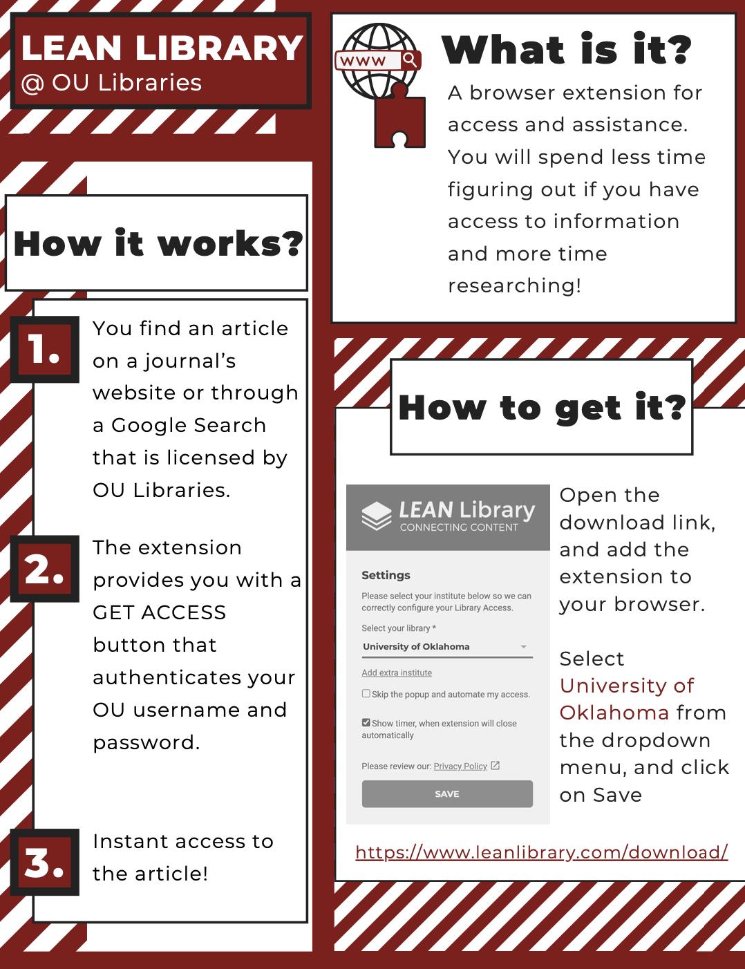 lean library info thumbnail