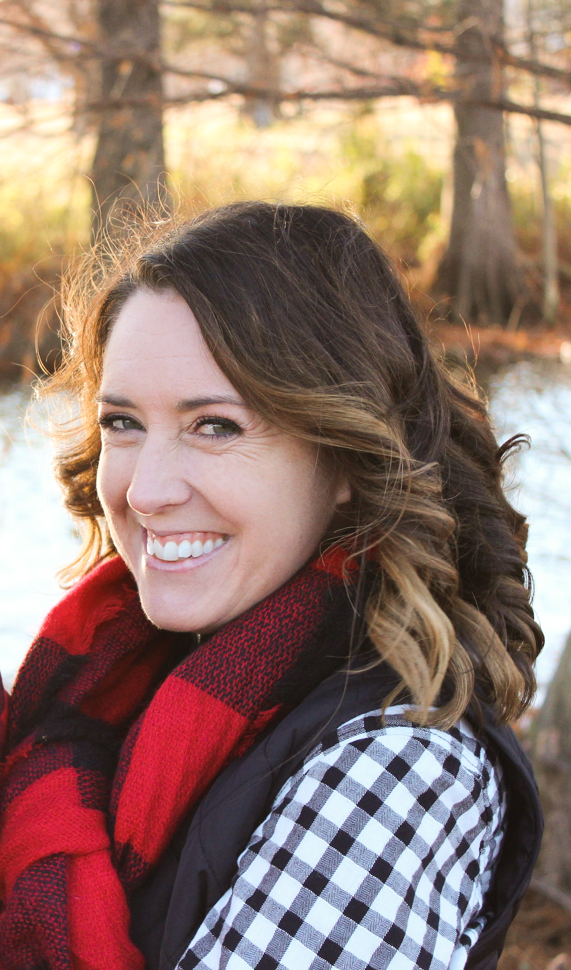 Portrait photo of Megan McConnell.