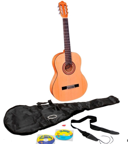 kid's acoustic guitar