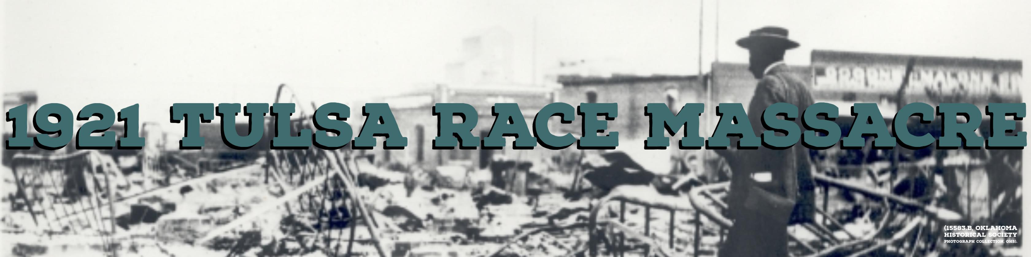 photograph of Tulsa circa 1921