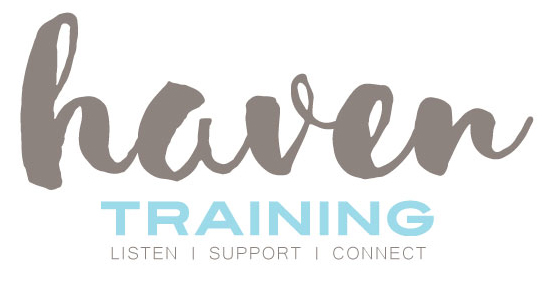 Haven training: listen support connect