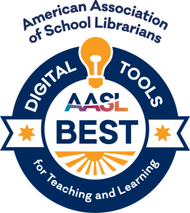 AASL Best Digital Tools Logo