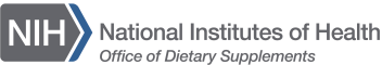 NIH Office of Dietary Supplements logo