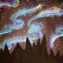 Take and Make with KidCreate Studio: Aurora Borealis