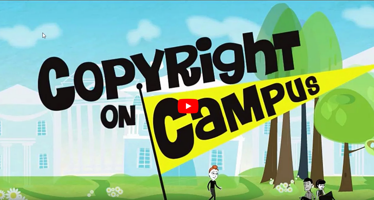 Copyright on Campus from the Copyright Clearance Center