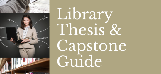 Capstone & Thesis Guide Image