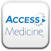 AccessMedicine mobile application logo
