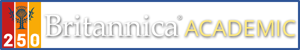 Britannica Online Encyclopedia logo