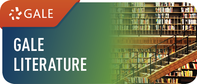 Gale Literature Database Logo